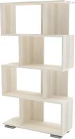 Стеллаж SV-мебель №2 Д (сосна карелия) -