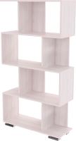 Стеллаж SV-мебель №2 Д (ясень анкор светлый) -