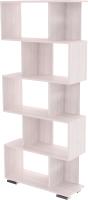 Стеллаж SV-мебель №3 Д (ясень анкор светлый) -