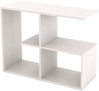 Стеллаж SV-мебель №4 Д (ясень анкор светлый) -