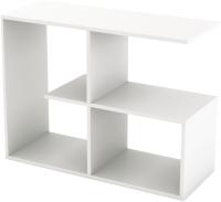 Стеллаж SV-мебель №4 Д (белый) -