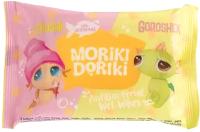 Влажные салфетки детские Moriki Doriki Гигиенические (20шт) -