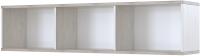 Полка SV-мебель МС Александрия ПЛН-101 (сосна санторини светлый) -