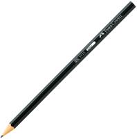 Простой карандаш Faber Castell 1111 / 111101 (B, черный) -