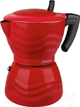 Купить Гейзерная кофеварка Rondell, RDA-844, Китай, алюминий