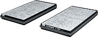 Салонный фильтр Filtron K1160A-2X (угольный, 2шт) -