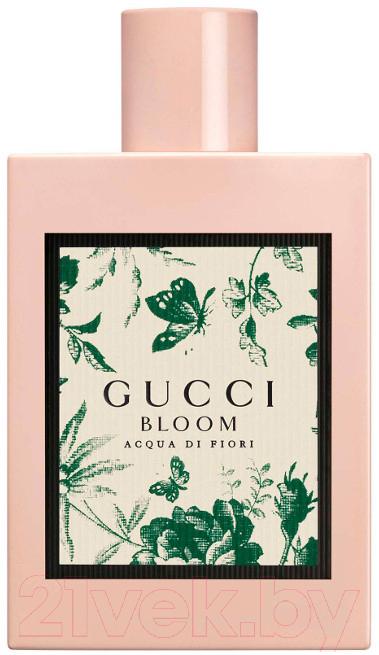 Купить Туалетная вода Gucci, Bloom Acqua Di Fiori (30мл), Швейцария, Bloom (Gucci)