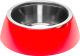 Миска для животных Ferplast Jolie M (0.85л, красный) -
