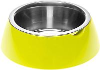Миска для животных Ferplast Jolie M (0.85л, зеленый) -