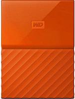 Внешний жесткий диск Western Digital My Passport 2Tb (WDBLHR0020BOR) -