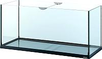Аквариум Ferplast Tank 110 / 65119017 (черный) -