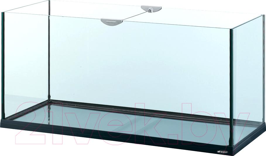 Купить Аквариум Ferplast, Tank 110 / 65119017 (черный), Италия, стекло