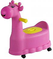 Детский горшок Froebel Лошадка (розовый) -