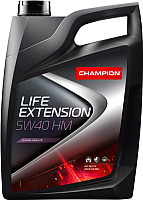 Моторное масло Champion Life Extension 5W40 HM / 8227646 (4л) -