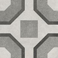 Декоративная плитка ColiseumGres Милан Серый Брера (300x300) -