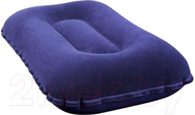 Надувная подушка Bestway Flocked Air Camp Pillow 67121