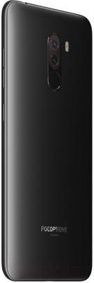 Смартфон Xiaomi Pocophone F1 6GB/64GB (графитовый черный)