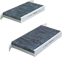 Салонный фильтр Filtron K1235A-2X (угольный, 2шт) -