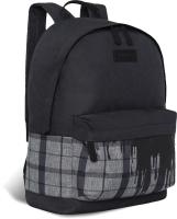 Рюкзак Grizzly RQL-117-3 (черный/серый) -