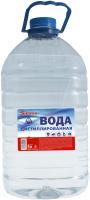 Вода дистиллированная Sibiria 978519 (5л) -
