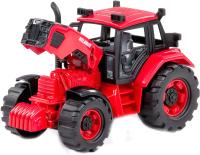 Трактор игрушечный Полесье Belarus / 89397 -