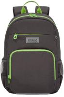 Школьный рюкзак Grizzly RB-155-2 (серый) -