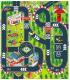 Игровой коврик Autogrand Megapolis Современный город с машинкой / 84384 -