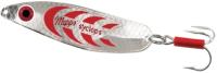 Блесна Mepps Syclops Ag/Rouge №1 / CSYR20414 (серебристый/красный) -