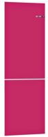 Декоративная панель для холодильника Bosch KSZ2BVE00 (малиновый) -