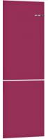 Декоративная панель для холодильника Bosch KSZ2BVL00 (сливовый) -