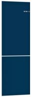 Декоративная панель для холодильника Bosch KSZ2BVN00 (ночной синий) -