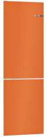 Декоративная панель для холодильника Bosch KSZ2BVO00 (оранжевый) -