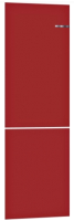 Декоративная панель для холодильника Bosch KSZ2BVR00 (вишневый) -