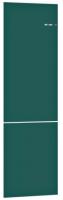 Декоративная панель для холодильника Bosch KSZ2BVU10 (морская волна) -