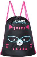 Сумка для обуви Grizzly OM-91-1 (черный) -