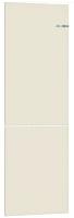 Декоративная панель для холодильника Bosch KSZ2BVV00 (жемчужно-белый) -