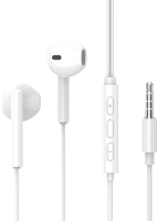 Наушники-гарнитура Deppa Stereo Air / 44188 (белый) -