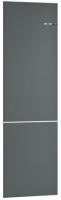 Декоративная панель для холодильника Bosch KSZ2BVG10 (антрацит) -