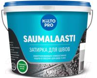 Фуга Kiilto Saumalaasti 40 (1кг, серый) -