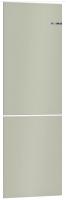 Декоративная панель для холодильника Bosch KSZ2BVK00 (шампань) -