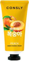 Крем для рук Consly Сыворотка с экстрактом персика (100мл ) -