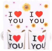 Набор кружек Darvish I Love You / DV-H-1329 -