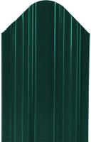 Штакетник металлический МКтрейд Константа Эконом 90x1200мм RAL 6005 (зеленый мох) -