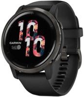 Умные часы Garmin Venu 2 / 010-02430-11 (черный) -