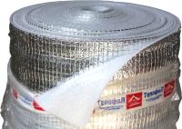 Мат теплоизоляционный Тепофол Металлизированный 10ммx1.2мx15м -