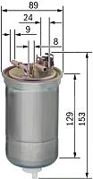 Топливный фильтр Bosch 0450906334 -