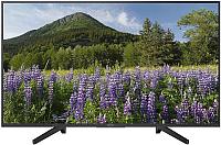 Телевизор Sony KD-49XF7096B -