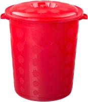 Бак пластиковый Эльфпласт С крышкой ЕР012 (25л, красный) -