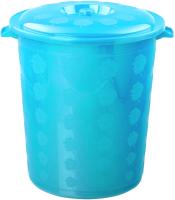 Бак пластиковый Эльфпласт С крышкой ЕР012 (25л, голубой) -