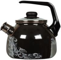 Чайник со свистком СтальЭмаль Iseberg 1RC12 -